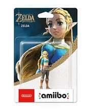 Breath of wild collection amiibos £14.99 to £19.99 @ Base