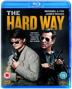 The Hard Way [Blu-ray] £4.99 in store @ Hmv (free Click+Collect / £6.99 incl del / free del over £10) [Price matched on Amazon]