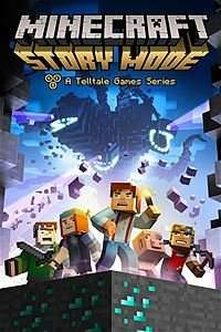 FREE PSN Minecraft: Story Mode - Episode 1: The Order of the Stone