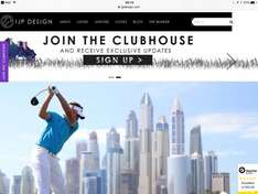 Golf clothes closing down Sale up to 80% off - £5.99 Del / Free over £60 @ IJP Design (No returns after 8th March)
