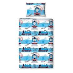 Thomas the Tank Engine single duvet set £8.99 @ toys r us online only £2.95 del free over £20