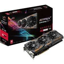 ASUS ROG STRIX OC Radeon RX480 AMD Gaming Graphics Card 8GB & free Doom - £209.99 @ Scan