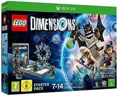 Lego dimensions xbox-one starter pack £35 @ Amazon