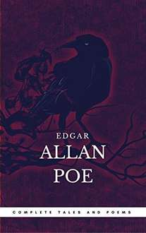 Edgar Allen Poe: Complete Tales And Poems (Book Center)  Kindle Edition  - Free  @ Amazon