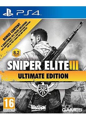 Sniper Elite 3 - Ultimate Edition (PS4) - £14.49 Delivered @ Base
