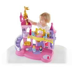 Fisher Price Little People Disney Princess Musical Dancing Palace was £49.99 now £24.99 delivered at Smyths