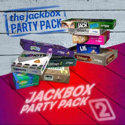 The Jackbox Party Bundle PS4 at PSN