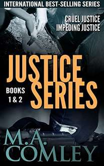 Justice Box Set Books 1 & 2: Fast paced thrillers Kindle Edition free, at Amazon