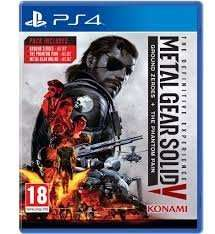 Metal Gear Solid V: The Definitive Experience (PS4) (Prime) £20.89 Amazon