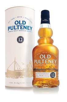 Old Pulteney 12 Year Old Single Malt Scotch Whisky (70cl) £24 delivered @ Amazon