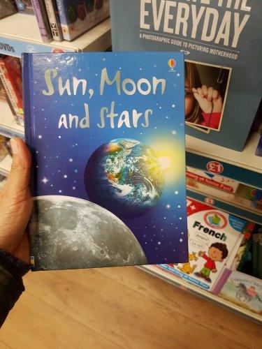 Sun,Moon and Stars £1 at Poundland