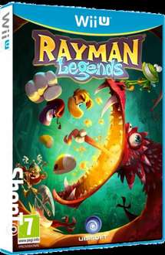 Raymans legends for Nintendo Wii U (New) £12.85 Shopto