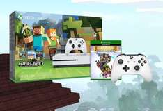 Xbox One S Minecraft Favourites Bundle with Rare Replay AND an Extra Controller - £219.99 - Microsoft Store (Plus £15 Quidco)