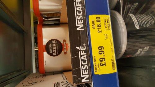 Azera coffee 500g 9.99 Makro instore