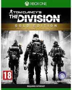 The Division - Xbox One - Game and Season Pass £29.99 @ Game