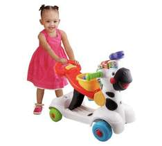 VTech Baby 3-in-1 Zebra Scooter LESS THAN HALF PRICE