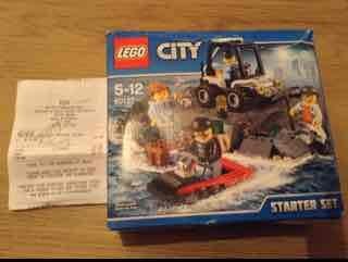 Lego City Prison Island £4.99 @ Argos instore only