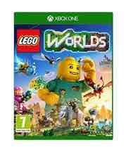 Lego Worlds pre order Xbox one and PS4 @ base - Free delivery