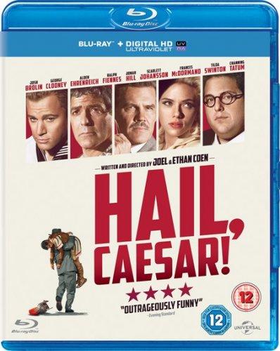 Hail, Caesar! [Blu-ray+UltraViolet Copy] £3.69 @ Zoom (w/code SIGNUP10)