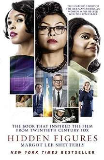 Hidden Figures: The Untold Story of the African American Women Who Helped Win the Space Race Kindle Edition 99p @ Amazon