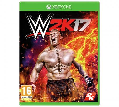 WWE 2K17 (Xbox One) £19.99 @ Argos