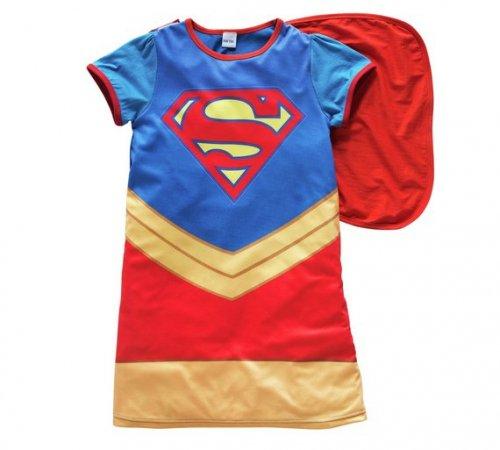 DC Superheroes Supergirl Nightie £4.49 Argos