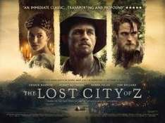 Free screening to The Lost City of Z on 19/3/17 @ 11am - SFF