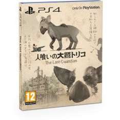 [PS4] The Last Guardian - £20.00 (£17.00 Pre-owned) - GamesCentre