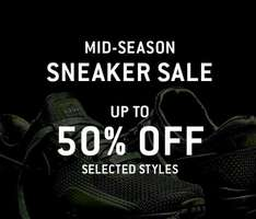 Urban Industry Sneaker Flash Sale - Up To 50% Discount