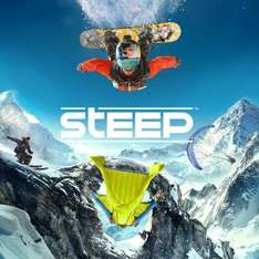 54% off STEEP (digital) £24.99 @ PlayStation store 4 days remaining