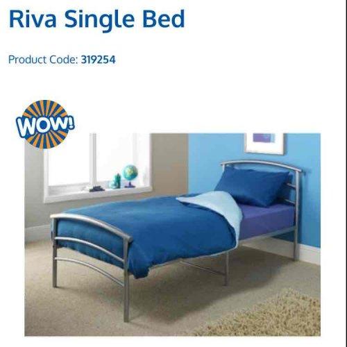 single metal bed frame £19.99 @ B&M instore Willerby, Hull