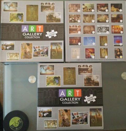 jigsaws 1000-2000 piece £1.00 @ Poundland