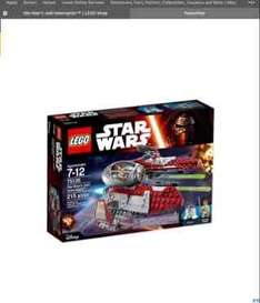 Lego Obi-Wan's Jedi interceptor £15 when bought in wh smiths bogoh (link info only)