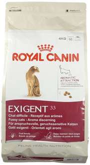 Royal Canin Exigent Aromatic Attraction Dry Mix 4 kg  Feline Health Nutrition £4.15 @ Amazon (add on item)