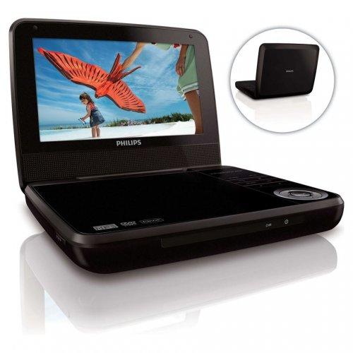 "Philips Portable 7"" DVD Player @ Smyths Instore Reserve Online - £20"