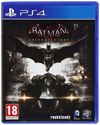 Batman Arkham Knight PS4 £5 @ Smyths Toys (Free C&C)