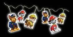 Paw Patrol Fairy lights £10.99 delivered @ Amazon (£7+£3.99 delivery) or £7.81 free delivery through other sellers
