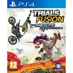 Trials Fusion Awesome Max Edition PS4/Xbox One £5 @ Smyths (Free C&C)