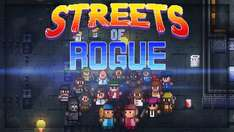 Free trail of Streets of Rogue this weekend