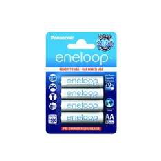 Panasonic Eneloop 4 Pack AA HR6 1900mAh Rechargeable Batteries £8.19 (Delivery Included) @ 7dayshop