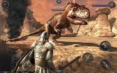 Ravensword: Shadowlands 3d RPG - £0.59 (was £6.99) - Google Play Store
