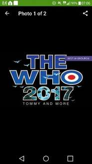 THE WHO wo Best Available Tickets to See The Who, 3 - 12 April, Multiple Locations (Up to 50% Off) @ Groupon from £65