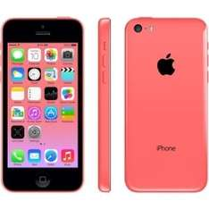 Refurbished Apple iPhone 5c 8gb Pink (O2) £63.99 Delivered @ Music Magpie