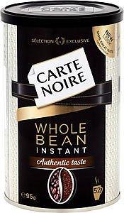 Carte Noire whole bean coffee 95g tins 75p in asda instore