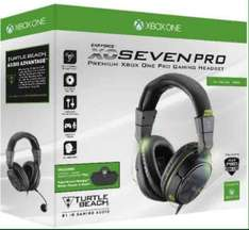 Turtle Beach XO7 Pro Gaming Headset £52.99 at Tesco (Free C&C)
