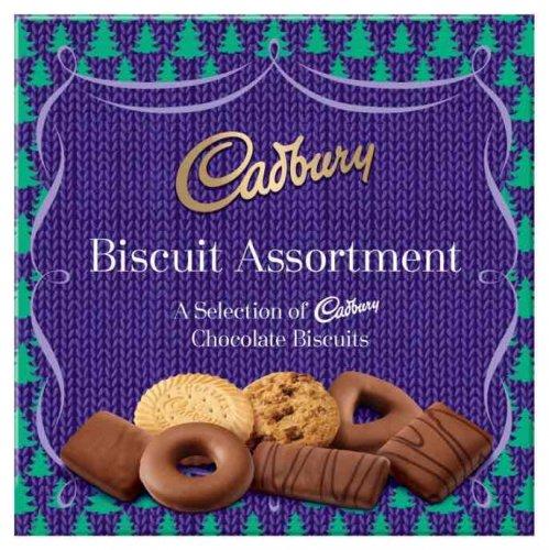 Cadbury Assortment Biscuits @Poundstrecher - 25p