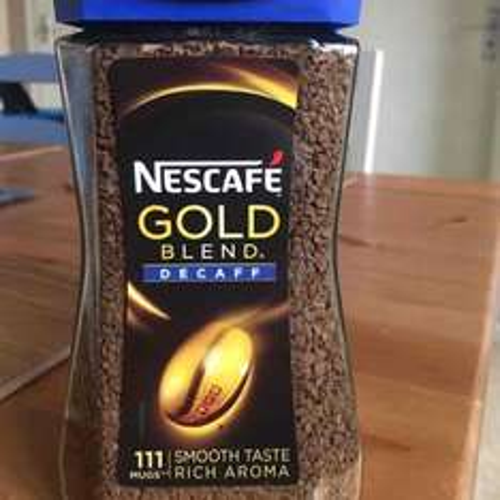 Nescafé gold blend decaff  coffee - £1.88 instore @ Asda