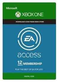 [Xbox One] EA Access 12 Months £17.09 (CDKeys) (5% Discount)