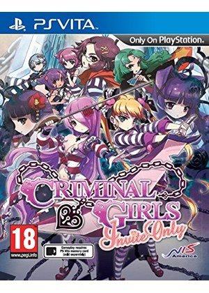 Criminal Girls: Invite Only (PS Vita) £15.99 Delivered @ Base