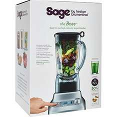 Sage by Heston Blumenthal The Boss blender £199.@ TKMaxx